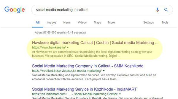 best social media marketing agency in calicut, best digital marketing agency in calicut, hawksee digital